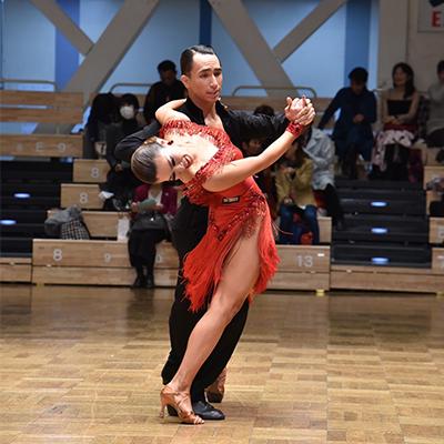 Alvaro De Bracamonte (アルバロ デ ブラガモンテ) ジャンル:社交ダンス
