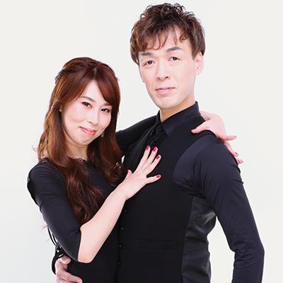 川田 悟&長島 あすみ ジャンル:社交ダンス